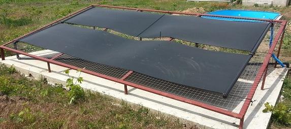 Solarabsorber - die solare Poolheizung zum günstigen Tarif